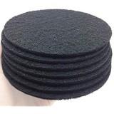5PCS Filtre à Compost Filtre de Remplacement en Coton Filtre à Charbon Actif déodorant Charbon Actif Compost de Baril de Cuisine au Lieu de Filtre à Charbon Actif