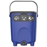 Mini Compost Seau 10L Alimentaire des ménages Fermentation déchets Cuisine Rapide Collecte des déchets ABS COMPOSTEUR 3 Couleurs Peuvent être sélectionnées Poubelle Alimentaire (Color : A)